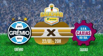 ARENA - CAPAS Grêmio x Caxias_1 Site - 333x166
