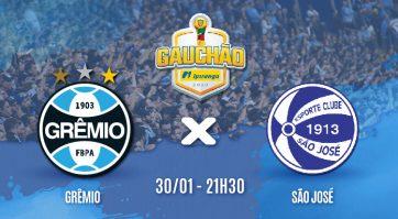 ARENA - CAPAS Grêmio x São José_1 Site - 334x183